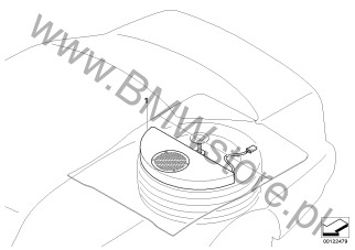 Car   Power Switch additionally 0027824 Subwoofer additionally Bmw Speakers in addition 2006 Mazda 3 Headlight Wiring Diagram besides Bmw E36 Fuel Pump Replacement. on e46 subwoofer