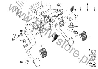 Bmw E60 Bezpieczniki Opis
