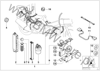 9613 Support Top Case Sw Motech F 650 Gs Dakar G 650 Gs Sertao likewise Headlight Grille BMW F650 GS G650 GS From 04 p 1554 besides 61 0276 besides Suzuki Gn400 Wiring Diagrams Car Pictures further Koffertraeger G650gs 31944560. on bmw g650