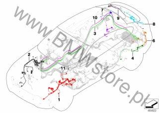 Elektryka Pojazdu Bmw X3 F25 X3 20dx N47n Sav Tha Grupa Części