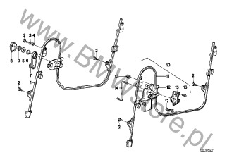 Colectores De Escape Bmw E36 further Abdeckung Rechts 5er 51711946438 moreover 1960805 Dzwignia further Alternator Parts Diagram as well Pompa Do Wody Spalinowa 6 5km Motopompa 80mm 3 6690718. on bmw m40